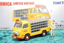 [TOMICA LIMITED VINTAGE LV-100a 1/64] NISSAN CABALL TRUCK Coca-Cola