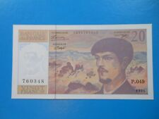 20 francs Debussy 1995 F66TER/1 NEUF