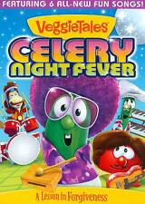 Veggie Tales: Celery Night Fever BRAND NEW