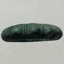 an ancient bronze copper african bracelet djenne mali sub sahara #205