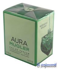 Mugler Aura by Thierry Mugler 1.6/1.7oz Edp Spray Refillable Women New In Box