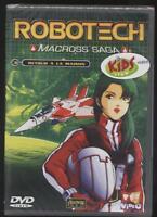 NUEVO DVD MACROSS ROBOTECH SAGA VOL.3 2H30 dibujo ANIME EN BLÍSTER