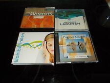 Music zur Entspannung auf insgesamt 9 CD`s z.B. positive Sounds, Wohlbefinden