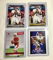 2019 PANINI PRESTIGE AND LEAF LOT OF 4 OF KYLER MURRAY