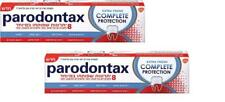 2X Parodontax Extra Fresh Complete Protection Toothpaste Bleeding Gums 75 gr