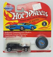 Hot Wheels Vintage Collection Black - The Demon Series W 1994