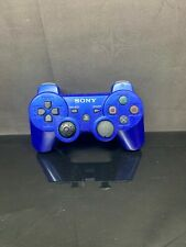 Genuine Sony PlayStation 3 DualShock Controller BLUE