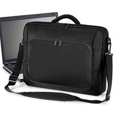 """CARCASA Computadora Laptop de 17"""" Envío Mensajero de Hombro Bolso De Trabajo De Oficina Negocios"""