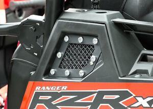 T-REX X-Metal Series Side Vents 2 Piece 11-14 Polaris RZR XP 900 6749001 Black