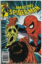 AMAZING SPIDER-MAN (MARVEL 1983, 1984) #245 FINE- & 262 VFNM!