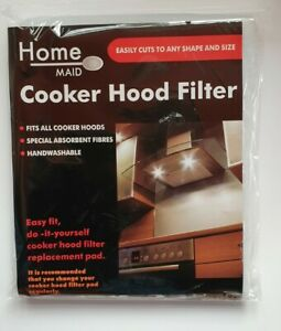 Universal Cooker Hood Grease Filter Extractor Fan Cut To Fit