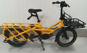 Tern GSD S10 Utility e cargo  🌎World P&P📦📬 Yellow + Front rack Only