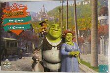 Shrek 3 The Castle Board Game 2007 Complete, Bilingual