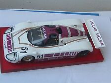 SLOT 1/32 Jaguar XJR 6 Silverstone 1986 #51 WARWICK CHEEVER SLOT.IT CA07D