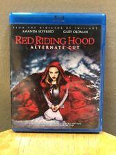 Red Riding Hood - Alternate Cut (Blu-ray, 2011) Amanda Seyfried