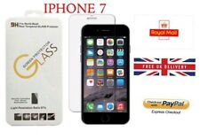 100% GENUINE IPHONE 7 TEMPERED GLASS SCREEN PROTECTOR UK SELLER