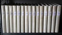 EUROPAS SCHÖNE NATUR Enorme Sammlung in 15 Bänden Viele Blöcke/Serien/Belege