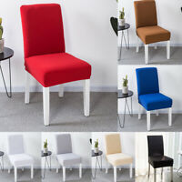 Trendy Stretch Dining Chair Covers Chair Protector Slipcover Decor Spandex Cheap