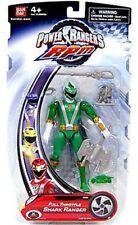 Power Rangers RPM Full Throttle Shark Ranger Action Figure