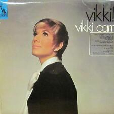 Vikki Carr(Vinyl LP)Vikki-Liberty-LBL 83099E-UK-VG/Ex