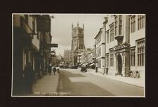 Gloucestershire Glos CIRENCESTER Fleece Hotel Library c1920/30s? RP PPC Judges