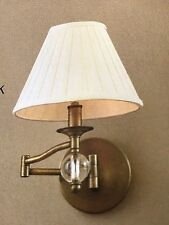 New Laura Ashley Malone Wall Light