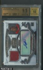 2007 Bowman Sterling Patrick Willis 49ers RC Rookie Jersey AUTO BGS 9.5
