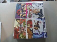 2004 (DC Vertigo) Books of Magic: Life During Wartime LOT OF 8 Comic Books (1-8)