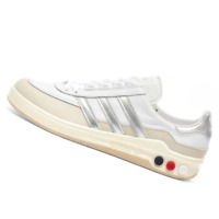 ADIDAS MENS Shoes SPZL GLXY - White & Silver - OW-F35662