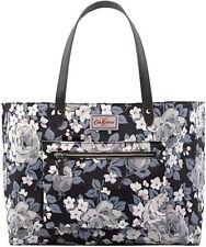 CATH KIDSTON 2019 Large REVERSIBLE Sketched Rose Tote Floral Handbag Shoulder