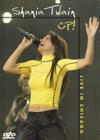 SHANIA TWAIN - UP : LIVE IN CHICAGO All Region PAL DVD *NEW*