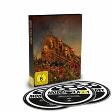 OPETH Garden Of The Titans Opeth Live At Red Rocks Amphitheatre DVD/2CD NEW PAL