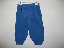 Boys Size 18-24 Months Little Big Dogs 100% Polyester Pants