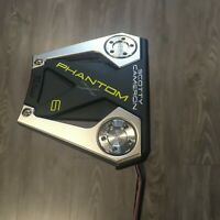 """TITLEIST SCOTTY CAMERON PHANTOM X 9 34"""" INCH PUTTER MENS RIGHT HAND + COVER"""