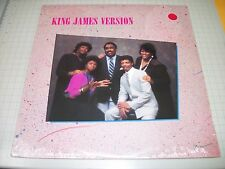 King James Version NEW Sealed 1986 Christian Gospel LP Light Records FAST SHIP!!