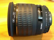 SIGMA 24mm 1:1.8D EX DG LENS for NIKON (3011015)