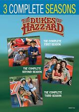 THE DUKES OF HAZZARD COMPLETE SEASON 1-3, DVD 13 DISC SET REGION 4 / 1
