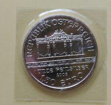 1,5 EUROS AUSTRIA (1 ONZA PLATA) FILARMONICA DE VIENA