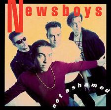 Newsboys : Not Ashamed CD