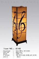 Tiffany Lampe Notenschlüssel Musiker Note Melodie Musik Tischlampe neu T88