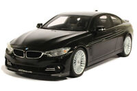 GT SPIRIT ZM051 1:18 BMW ALPINA B4 BITURBO 2015 BLACK METALLIC