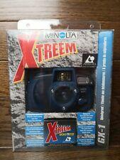 Vintage New in Box Minolta Xtreem Vectis GX-1 Camera 200 Kodak film splashproof