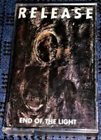 Release ‎– End Of The Light. VG Cassette Tape Plays Well Rare Thrash Metal Mind