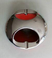 """Design /""""DOME/"""" Sturmaschenbecher Windaschenbecher Windascher Aschenbecher Metall"""