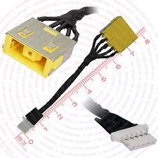 Lenovo Yoga DC30100L600 DC Power Jack Socket Cable Conector Arnés aiuu 1
