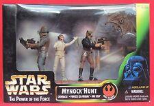 Figurine Star Wars. JABBA THE HUTT'S DANCERS. Coffret Hasbro 1999