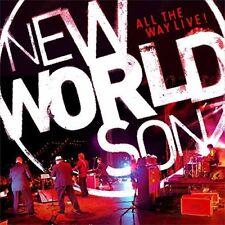 Newworldson-M All The Way Live! Double Cd MCS NEU