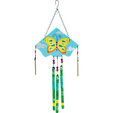 Butterfly Easy Flyer Glass Kite Wind Chime