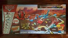 Disney/Pixar Cars Radiator Springs Classic Story Sets World , New in Box Genuine
