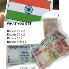 #INDIA Currency Notes /Bills 6 pc set #Numismatics Rs.100, 50, 20, 10 collection